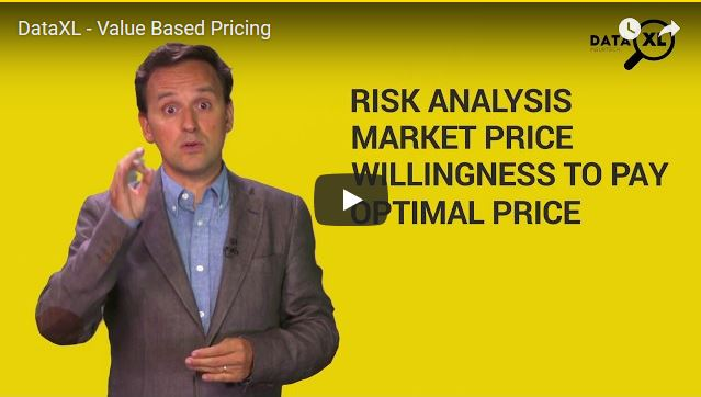 DataXL - Value Based Pricing - Pitch